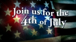 Join Us for the 4th Flag