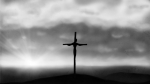 Sacrifice: Cross Black and White